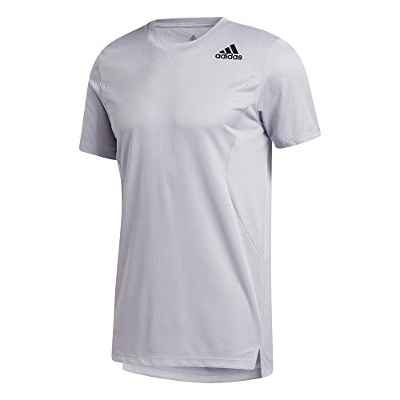 adidas TRG tee H.RDY Camiseta, Hombre, griglo, S