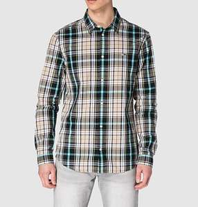 Camisa a cuadros Tommy Jeans talla M.