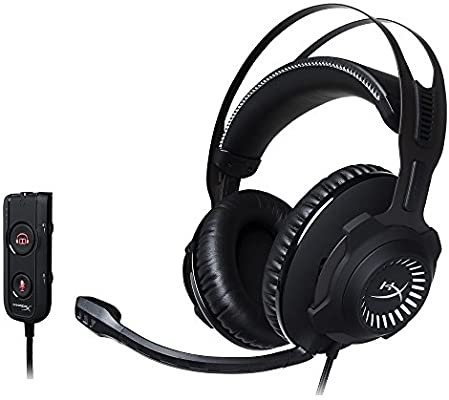 Cascos Gaming Dolby Surround 7.1 para PC/PS4/Mac