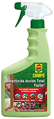 Compo - Insecticida Acción Total de 750 ml,