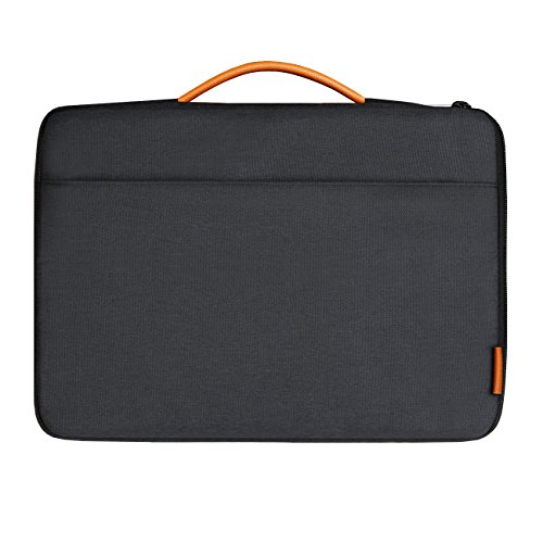 "Funda para portátiles para MacBook Pro Retina, MacBook Air, 13"" MacBook Pro 2016/2017/2018, Surface Pro1/2/3/4/5/6, Surface Pro 2017,Surface Latop 2017. Negro"