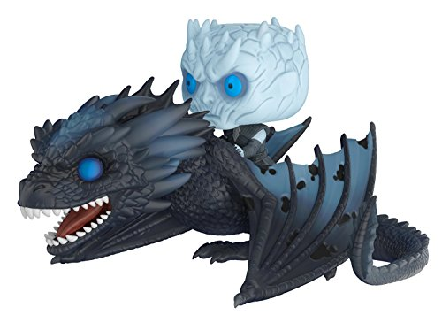 Funko POP!! - Rides: Game of Thrones: Viserion and Night King, Multicolor (28671)