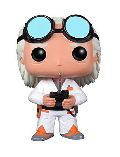 FunKo POP! Vinilo - BTTF: Doc Brown