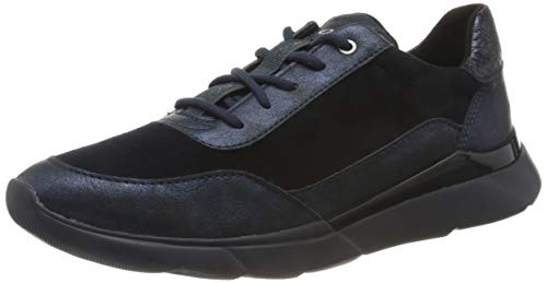 GEOX D HIVER D NAVY Women's Trainers Low-Top Trainers size 39(EU)