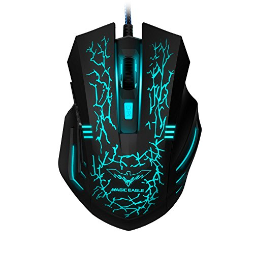 Havit LED Raton Gaming Mouse HV-MS672
