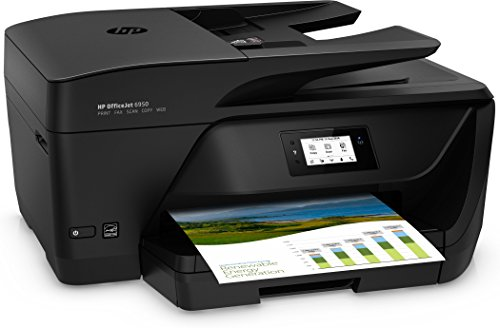 HP  Impresora multifunción (Tinta Color, fax, copiar, escanear, impresión a Doble Cara, 4800 x 1200 PPP, Incluido 3 Meses de HP Instant Ink) Color Negro