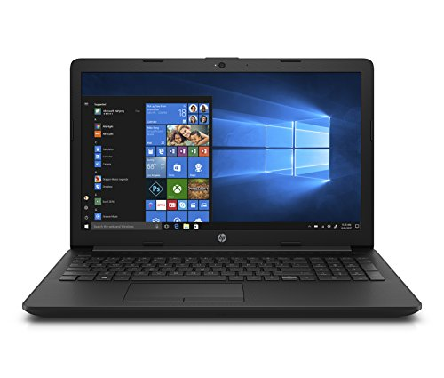 "HP Notebook 15-da0010ns - Ordenador Portátil 15.6"" HD (Intel Celeron N4000, 8GB RAM, 1TB HDD, Intel Graphics, Windows 10) Color Negro - Teclado QWERTY Español"