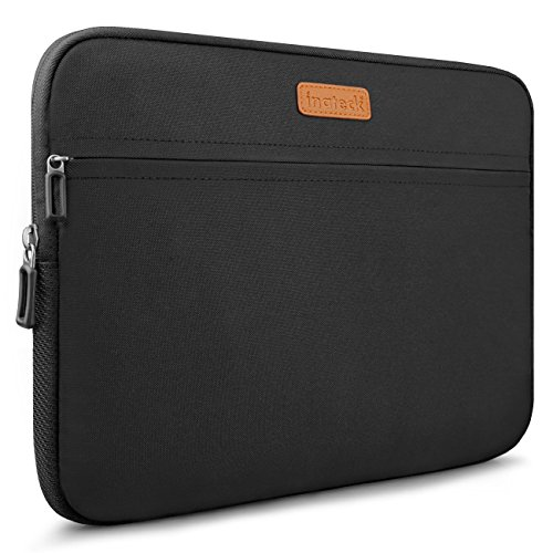 Inateck Funda blanda protección para portátiles 15-15.4 pulgadas para MacBook Pro Retina/ MacBook Pro 2016/ Surface Book 2/ Dell XPS/ Notebook/ Ultrabook Bolso para laptop, resistente al agua