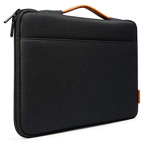 Inateck Funda Protectora para portatil MacBook de13-13,3'' MacBook Air/MacBook Pro Retina/13'' MacBook Pro 2016&2017&2018/Surface Laptop 2017/Surface Laptop 2/Surface Pro 1/2/3/4/5/6. Negro