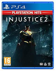 Injustice 2 (PS4) Standar Edition