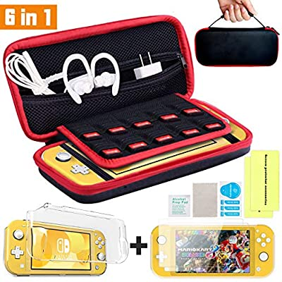 Kit de Accesorios Nintendo Switch Lite