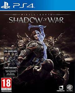 Middle-earth Shadow of War Silver Edition - PS4