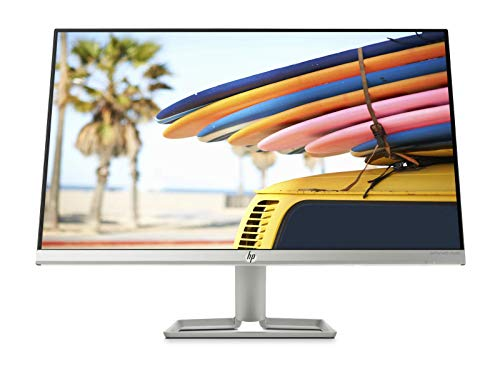 "Monitor Full HD de 23.8"" (1920 x 1080, Panel IPS LED, 16:9, HDMI 1.4, VGA, 5 ms, 60 Hz, AMD FreeSync, Altavoces incorporados), Color Blanco Nieve"