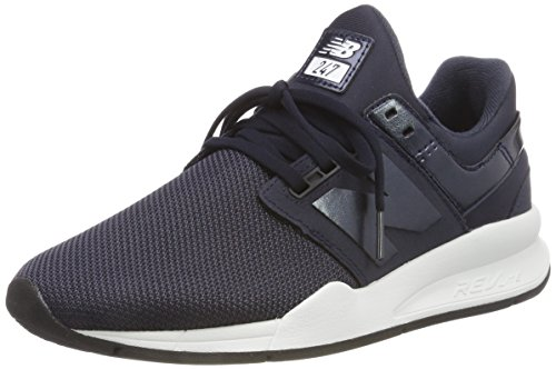 New Balance 247v2, Zapatillas para Mujer, Gris (Outer Space/Outerspace Metallic Ub), 39 EU