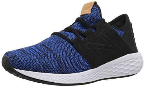 New Balance Fresh Foam Cruz V2 Knit, Zapatillas de Running para Hombre, Azul (Team Royal/Black/White Kr2), 46.5 EU