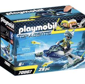PLAYMOBIL - Team S.H.A.R.K. Nave Cohete
