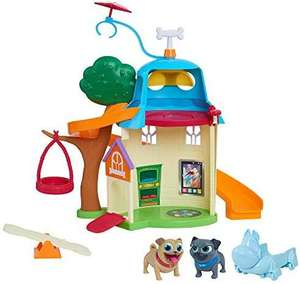 Playset Doghouse y 2 Figuras Bingo y Rolly