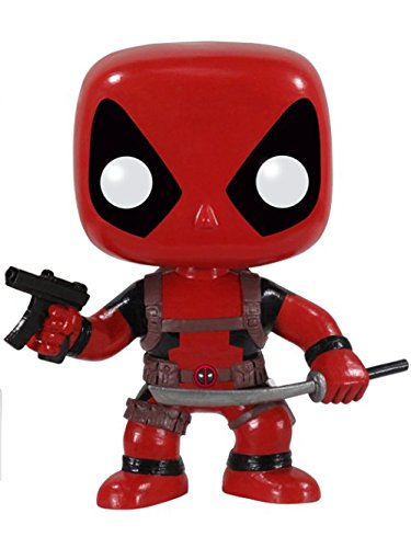 FunKo POP! Bobble - Marvel: Deadpool