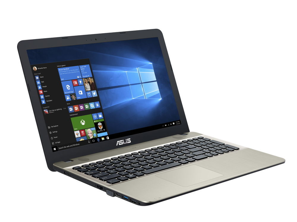 PORTATIL ASUS X540LA-XX1017T CORE i3-5005u 4GB DDR3 HDD 1TB BLUETOOTH 4.0 W10 | eBay