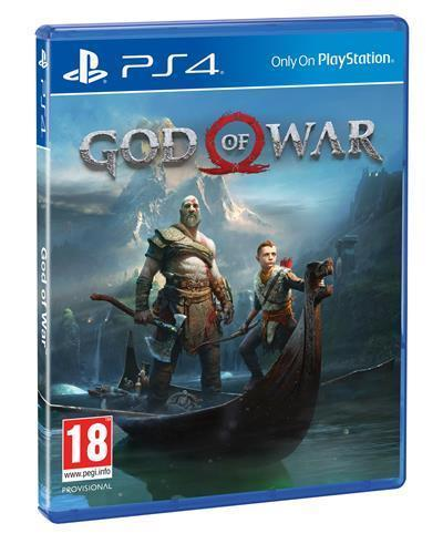 Preventa PS4 God of War - Lanzamiento 20 Abril 2018 | eBay