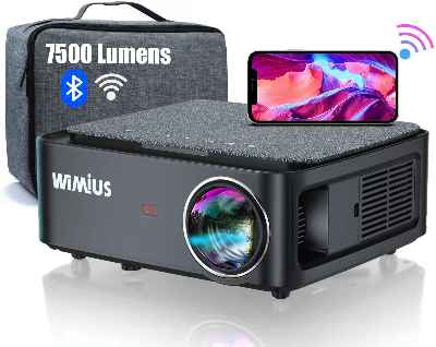 Proyector WiFi Bluetooth Wimius