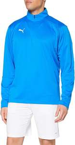 Puma Liga Training 1/4 Zip Top T-Shirt (Talla S)