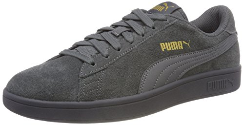 Puma Smash v2, Zapatillas Unisex Adulto, Negro Iron Gate 17, 43 EU