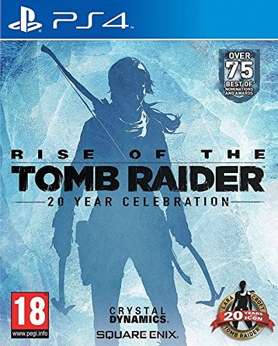 Rise Of The Tomb Rider: 20 Aniversario