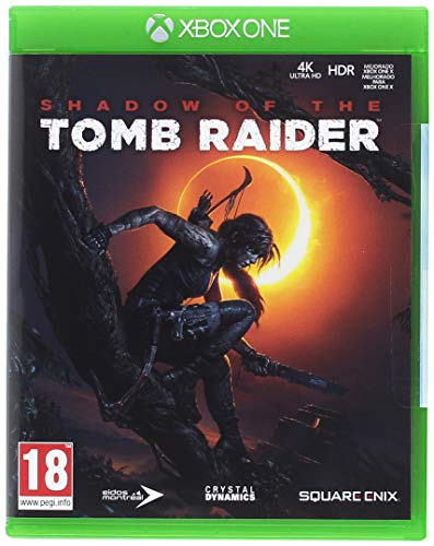 Shadow Of The Tomb Raider - Standard Edition Xbox One