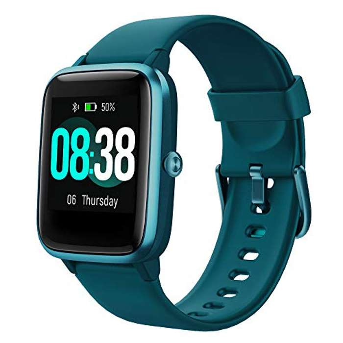 Smartwatch deportivo impermeable IP68