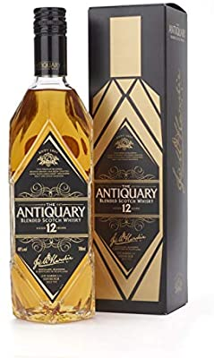 The Antiquary Scotch Whisky Aged 12 Years - 700ml