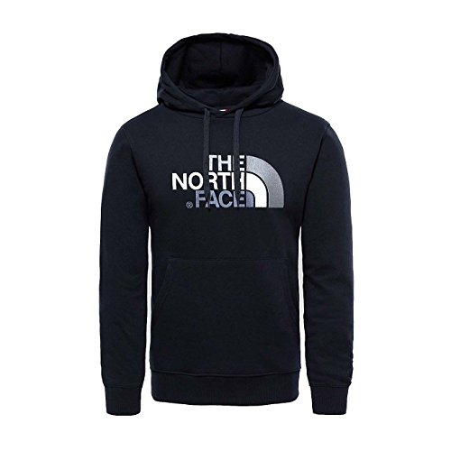 The North Face M Drew Peak HD Sudadera, Hombre, TNF Black, XS