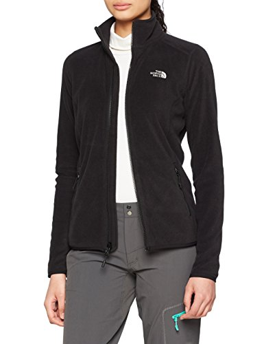 The North Face Tekware TNF Chaqueta, Mujer, Negro (Tnf Black), L